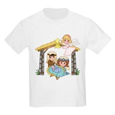 Childrens Nativity T-Shirt
