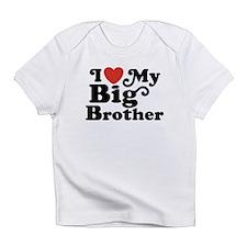 I Love My Big Brother Infant T-Shirt