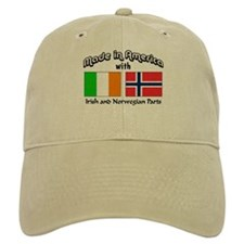 Irish & Norwegian Parts Baseball Cap