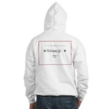 Hooded Genesis 1:1 Sweatshirt (w/Tetra)