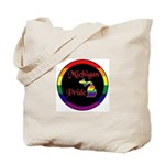Michigan Pride Tote Bag