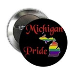 Michigan Pride Button