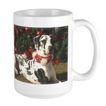 Holiday Harl Tree Large Mug