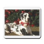 Holiday Harl Tree Mousepad