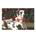 Holiday Harl Tree Postcards (Package of 8)