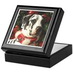 Holiday Harl Tree Keepsake Box