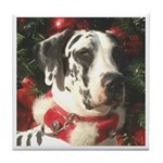 Holiday Harl Tree Tile Coaster