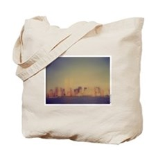 """Manhattan Skyline"" Tote Bag"