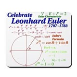 Celebrate Euler Mousepad