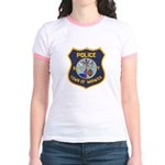 Warwick Police Jr. Ringer T-Shirt