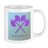 Matriarchy Mug with Double Labyris