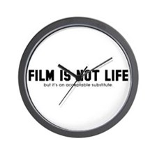 Filmmaker's Wall Clock