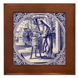 Pharmacy Art 6 Framed Tile