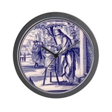 Pharmacy Art 6 Wall Clock