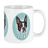 Star Burst Boston Small Mug