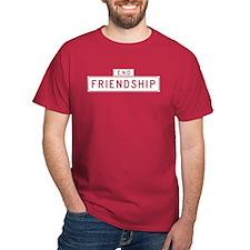 Friendship Ct., San Francisco - USA T-Shirt