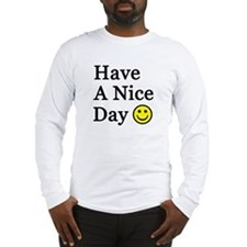 Cute Nice Long Sleeve T-Shirt