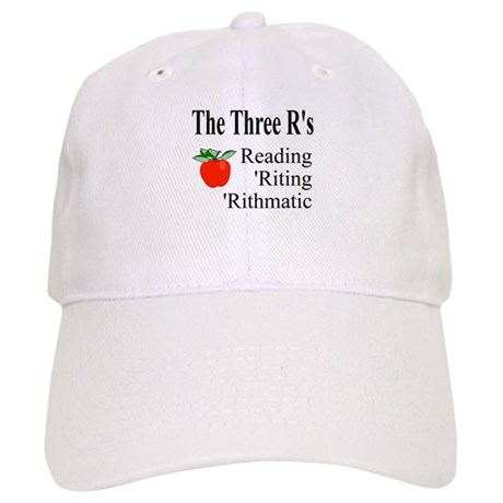 The Three R's Cap