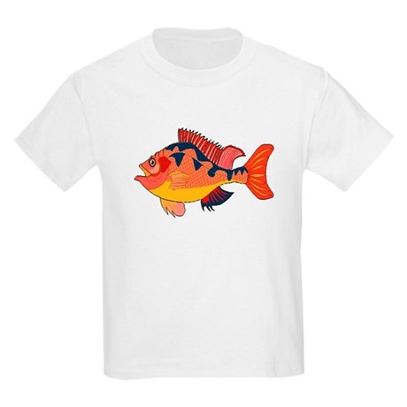 Colorful Fish Kids T-Shirt