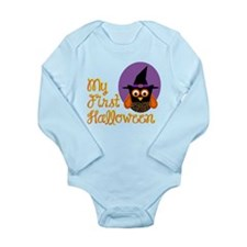 My First Halloween Body Suit