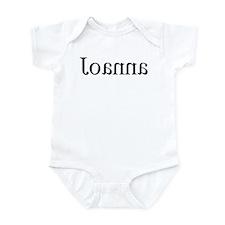 Joanna: Mirror Infant Bodysuit