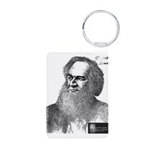 Unique Douglass Keychains