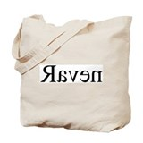 Raven: Mirror Tote Bag