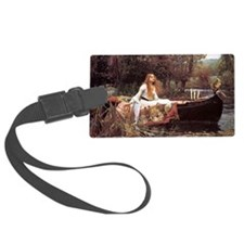 Lady of Shalott Luggage Tag