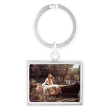 Lady of Shalott Keychains
