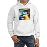 The Piano Player Hooded Sweatshirt