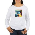 The Piano Player Women's Long Sleeve T-Shirt