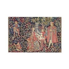 Royal Tapestry Rectangle Magnet