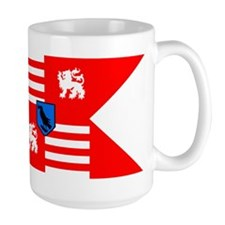 The Black Army Flag Mugs