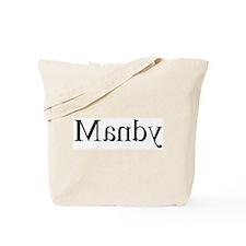 Mandy: Mirror Tote Bag