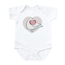 Love Dove Infant Bodysuit