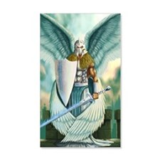 Saint Angel Michael Wall Decal
