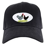 Black Sex-link Chickens Black Cap