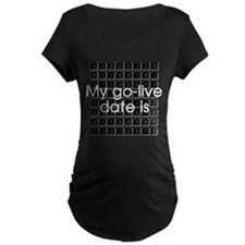Binary Due Date December T-Shirt