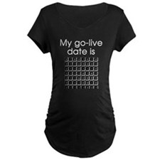 Binary Due Date January T-Shirt