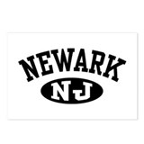 Newark New Jersey Postcards (Package of 8)