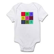 Om Infant Bodysuit