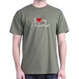 I LOVE MY Cairn Terrier T-Shirt