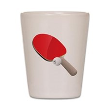 Table Tennis - Ping Pong Shot Glass