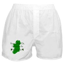 I Married An Irishwoman Boxer Shorts