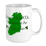 I Married An Irishwoman Mug
