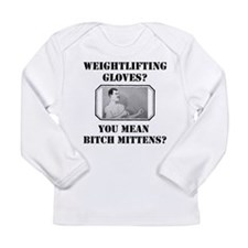 Bitch Mittens Long Sleeve T-Shirt