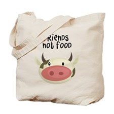 friends not food Tote Bag