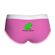 The Eco-Frog Forever Green Women's Boy Brief