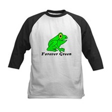 The Eco-Frog Forever Green Baseball Jersey