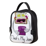 Thats My Jam Neoprene Lunch Bag